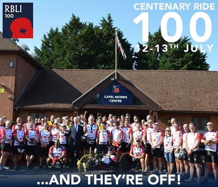 Royal British Legion Industries (RBLI) 100th Anniversary Charity Event