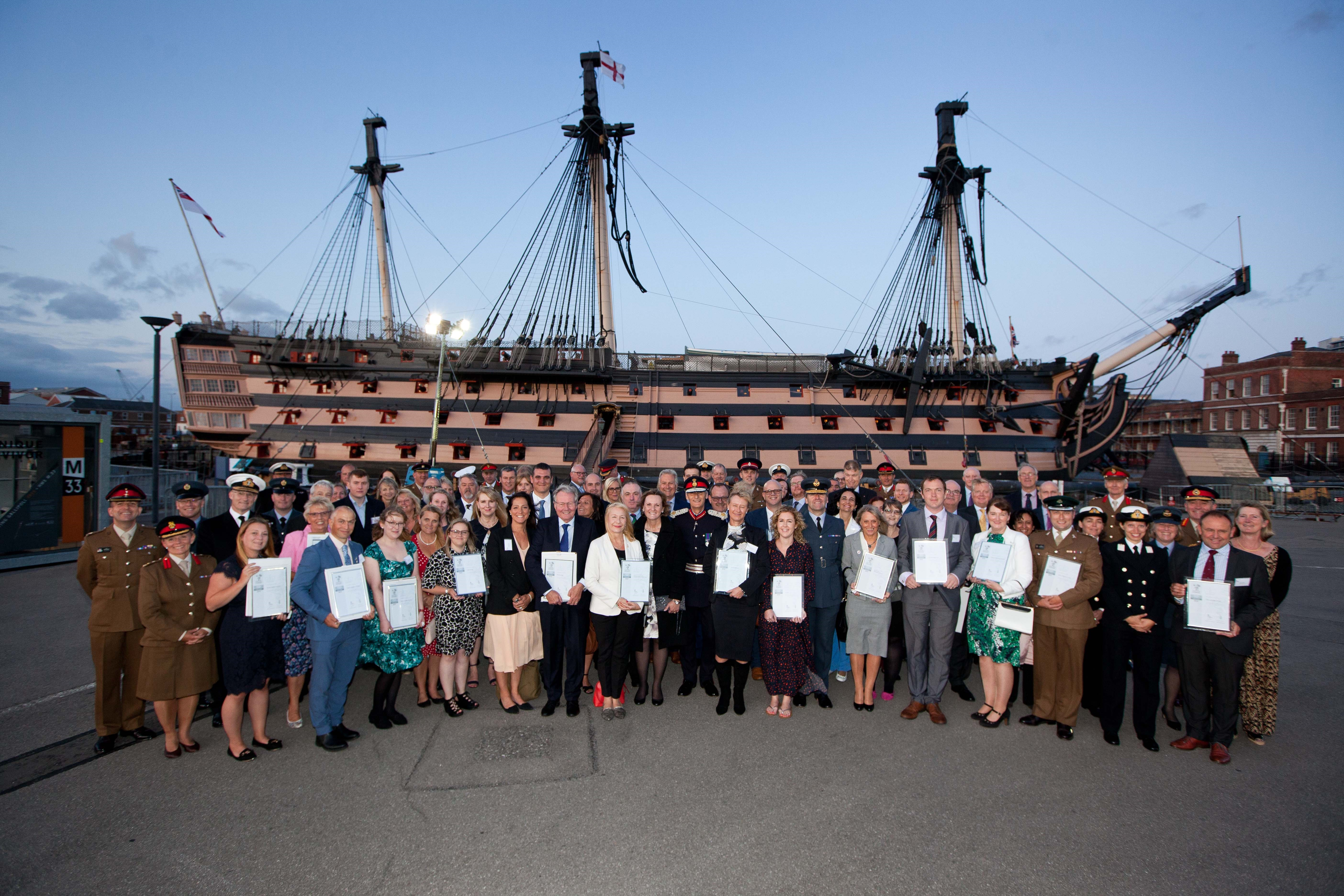 ERS Silver - 2019 HMS VICTORY